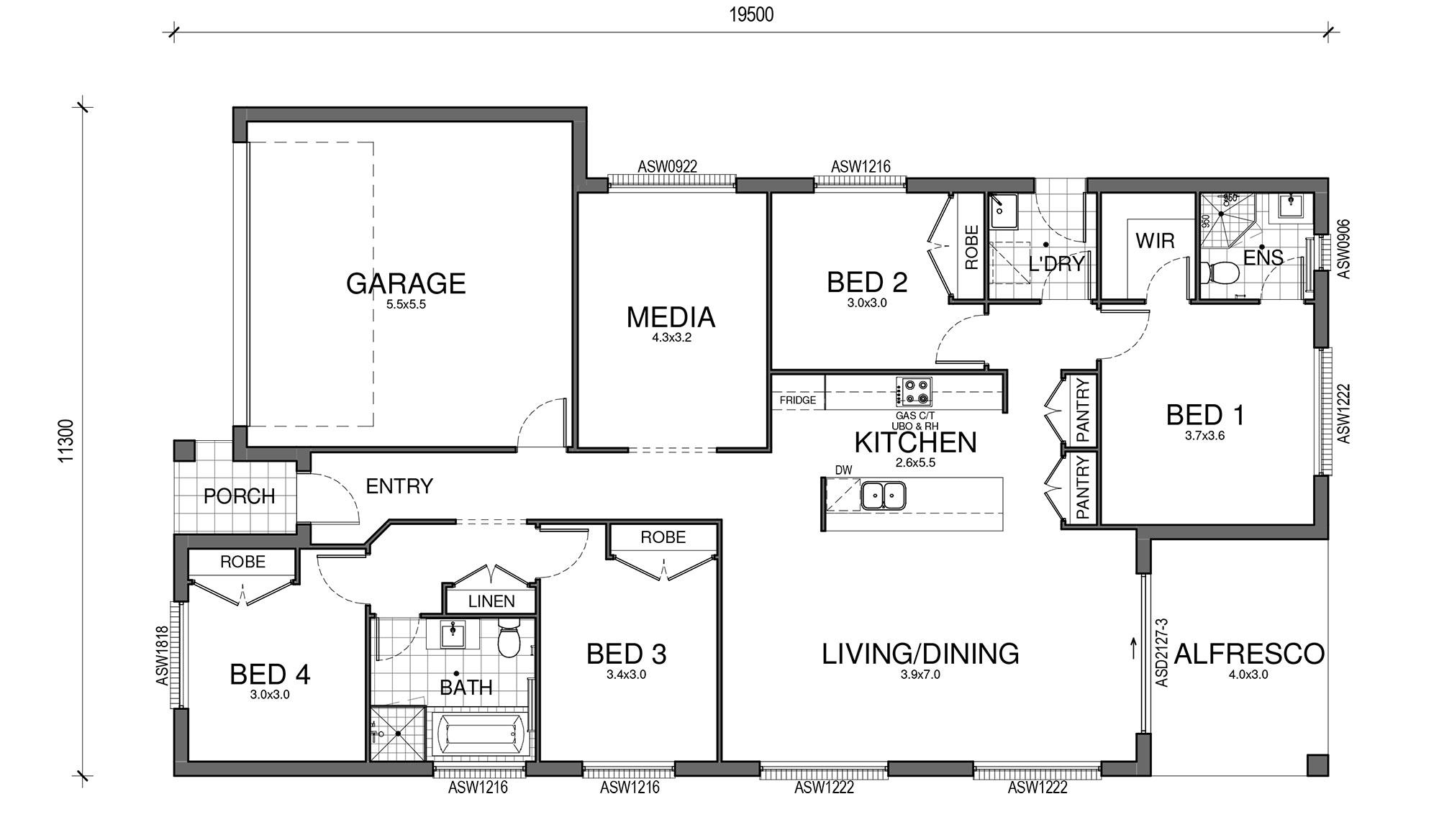 georgetown-floor-plan
